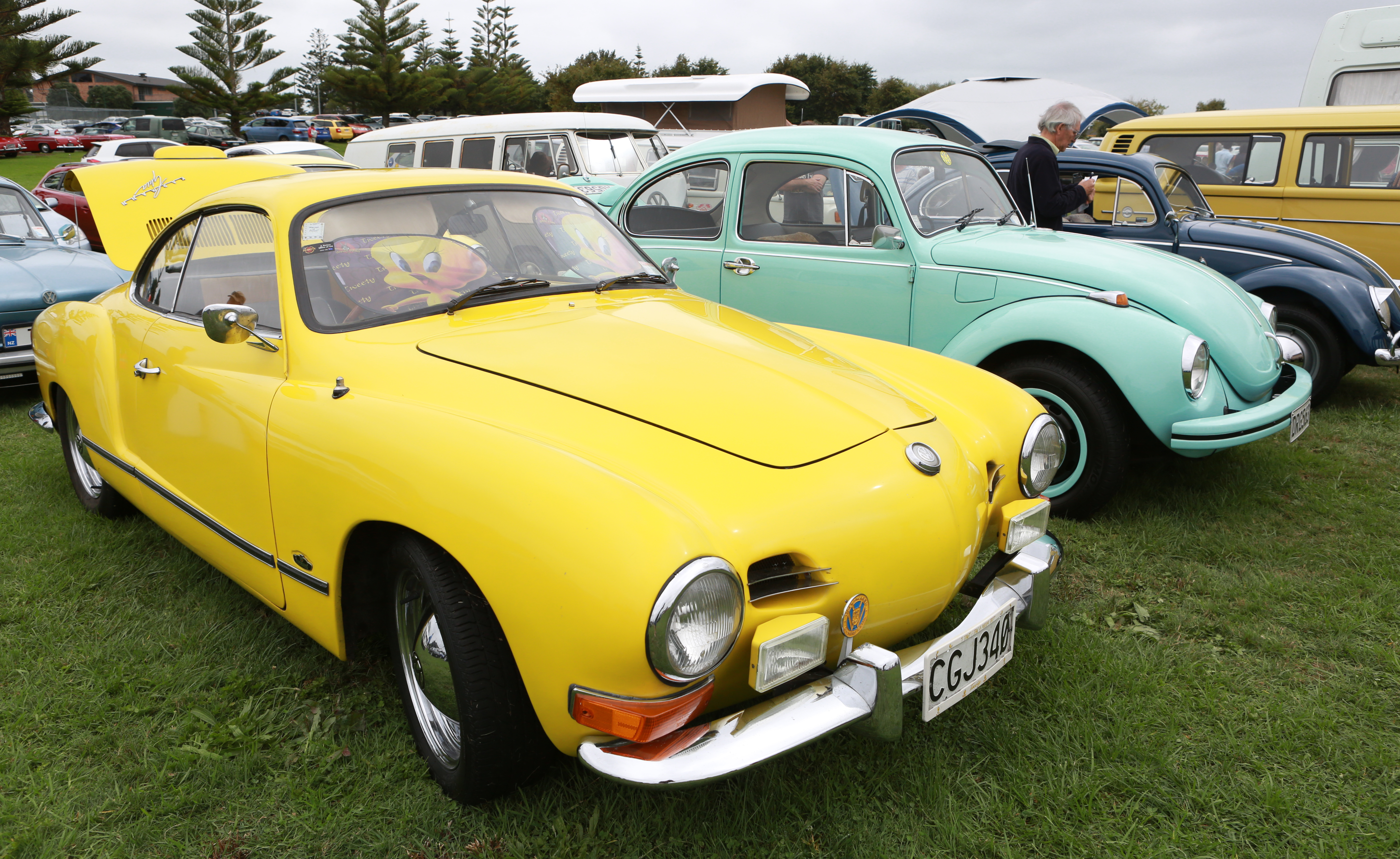 Brit Euro Classic Car Show A Roaring Success Event Coverage