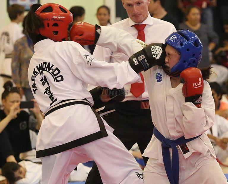 International Taekwon Do Under 18 Tournament, Photos, Sports - Times