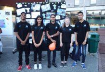 Young Enterprise Scheme group