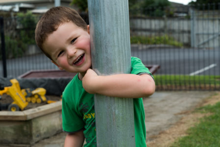 Michael Who Was Diagnosed With Autistic Spectrum Disorder Asd Feels Relaxed At The St Columba Special Kids Playgroup