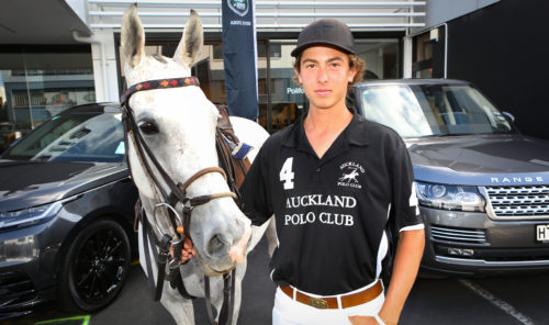 event launch for nz polo open - times
