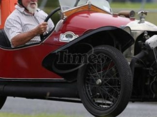 Auckland Brit Euro Car Show Gallery 2 Times
