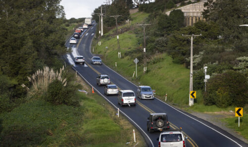 Government scraps $3.5b road project